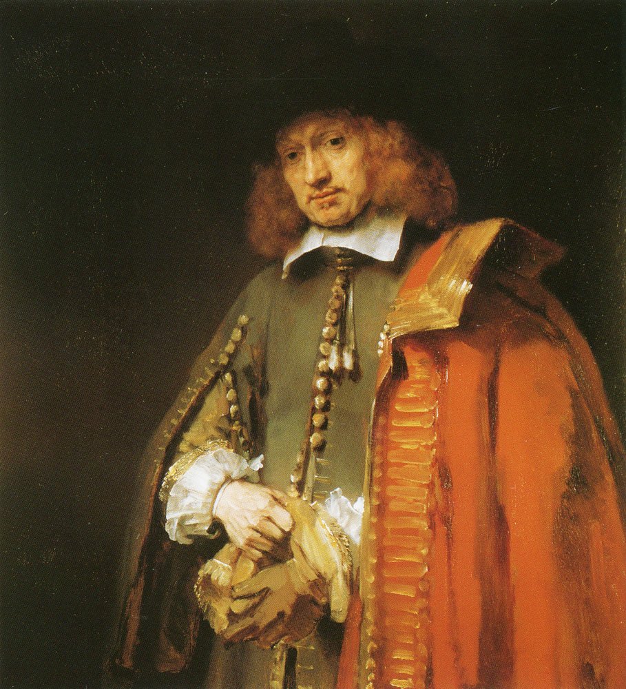 Rembrandt - Portrait of Jan Six