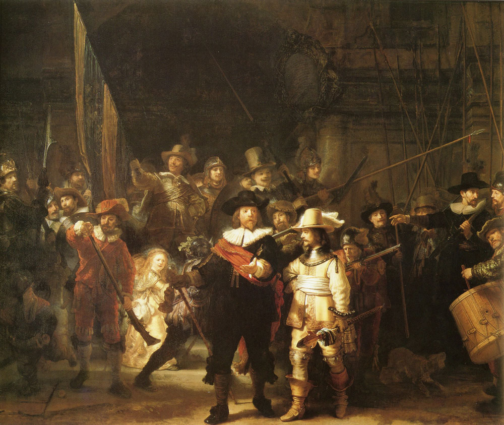 Rembrandt - The Night Watch