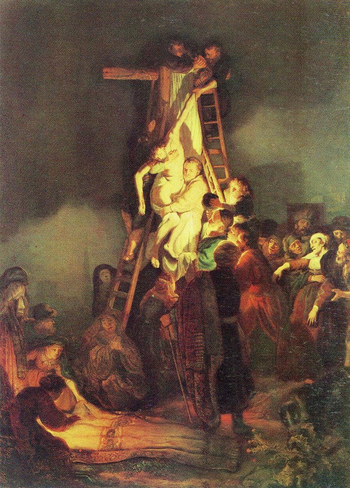 Rembrandt - The Descent from the Cross