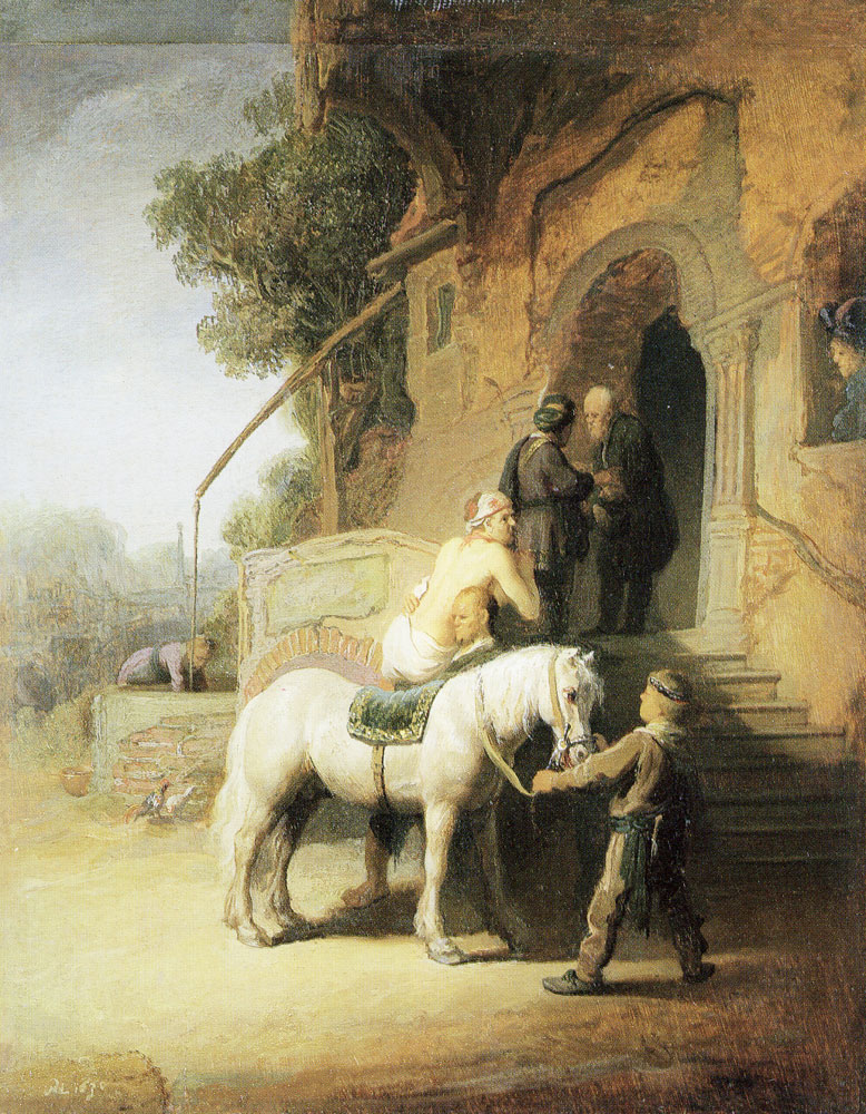 Rembrandt - The Good Samaritan