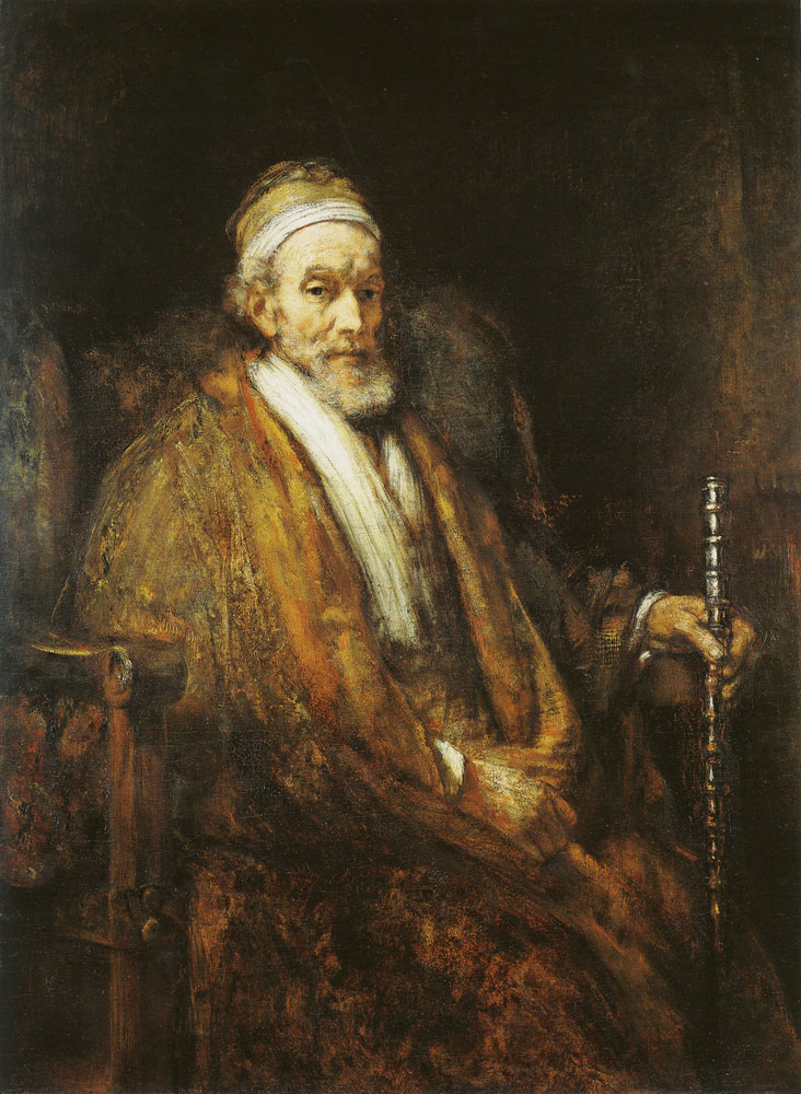 Rembrandt - Portrait of Jacob Trip