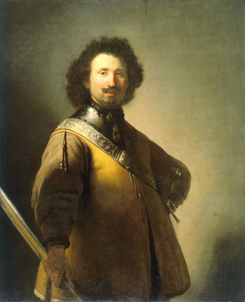 Rembrandt - Portrait of Joris de Caulerij