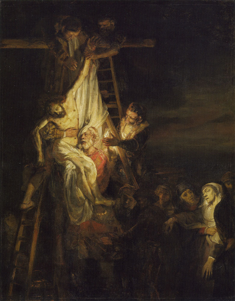 Workshop of Rembrandt - The Descent from the Cross