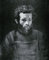 Pupil of Rembrandt - Man with a Beard