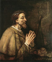 Rembrandt - The Apostle Jacob