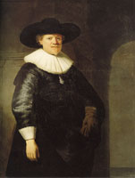 Rembrandt Portrait of Jan Harmensz. Krul