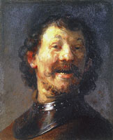 Rembrandt The Laughing Man