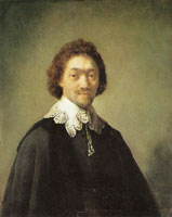 Rembrandt Maurits Huygens