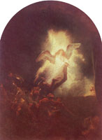 Rembrandt The Resurrection