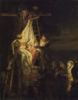 Workshop of Rembrandt The Descent from the Cross