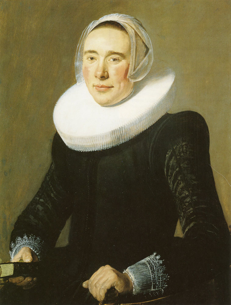 Judith Leyster - Portrait of a Woman