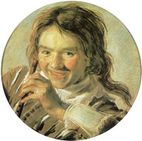 Frans Hals Laughing boy