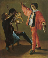 Judith Leyster The Last Drop