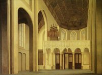 Pieter Saenredam Choir of the St. Pieterskerk, 's-Hertogenbosch