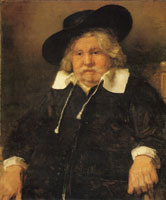 Rembrandt Portrait of an Old Man