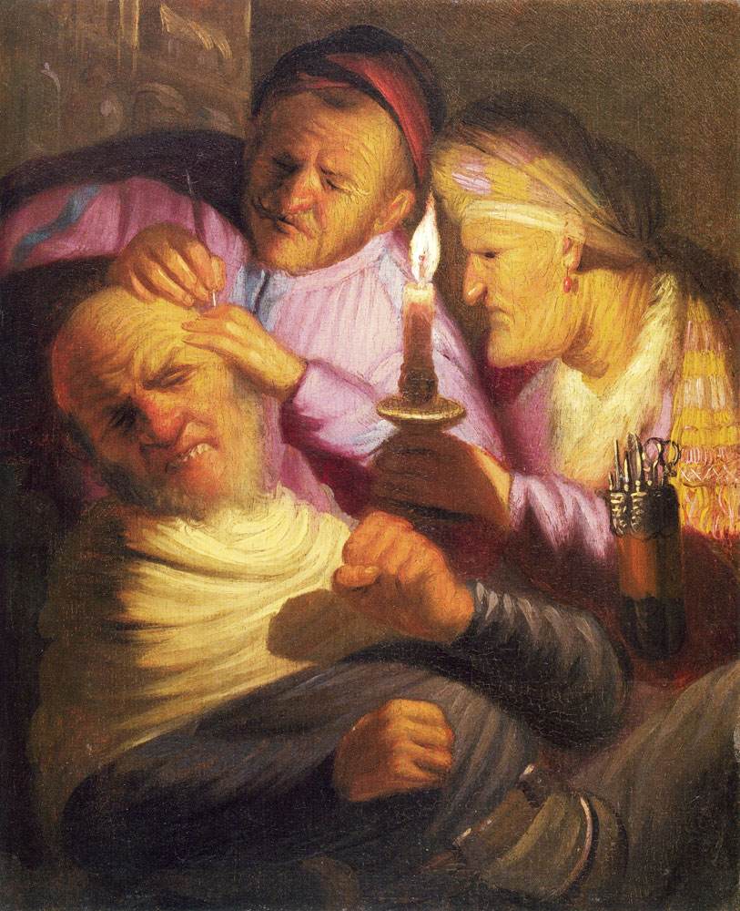 Rembrandt - The Operation (Touch)