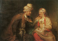 Aert de Gelder Juda and Tamar