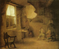 Aert de Gelder Painter in his workshop