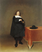 Gerard ter Borch - Jan van Duren