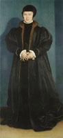 Hans Holbein the Younger Christina of Denmark, Duchess of Milan