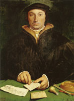 Hans Holbein the Younger Dirck Tybis