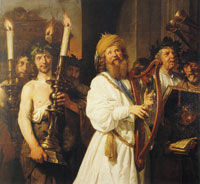 Jan de Bray David and the Return of the Ark of the Covenant