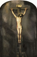 Jan Lievens Christ on the Cross