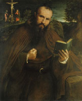 Lorenzo Lotto Fra Gregorio Belo of Vicenza