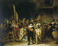 Gerrit Lundens - Copy after The Nightwatch