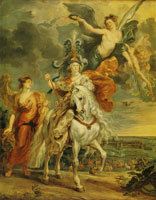 Peter Paul Rubens The Triumph of Juliers