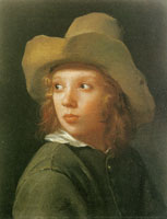 Michael Sweerts Boy with a Hat