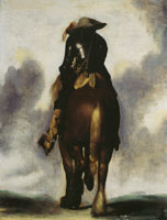 Gerard ter Borch Horse and Rider