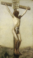 Thomas Eakins The Crucifixion