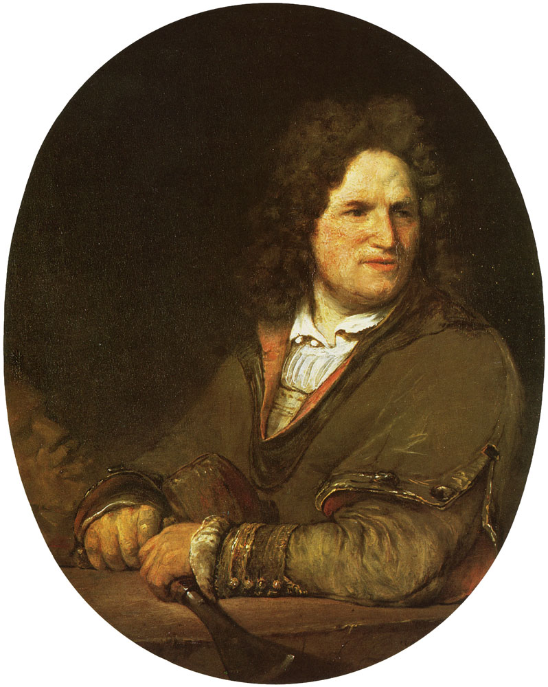 Aert de Gelder - Portrait of Hendrik Noteman