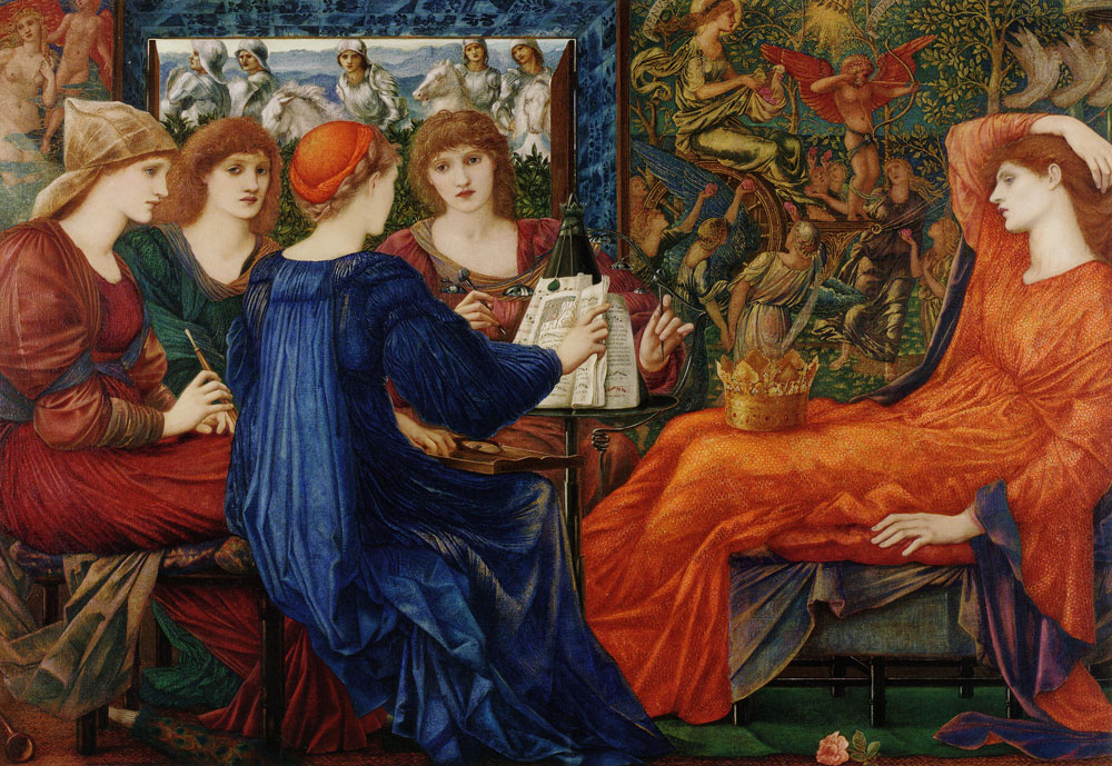 Edward Burne-Jones - Laus Veneris