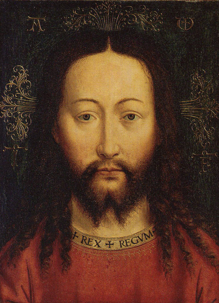 After Jan van Eyck - The Holy Face