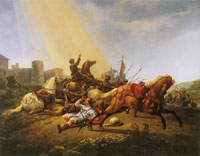 Aelbert Cuyp - Conversion of Saul