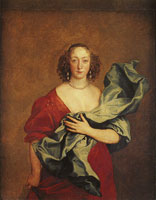 Anthony van Dyck The Countess of Castlehaven