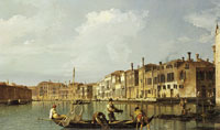 Canaletto The Grand Canal, Venice