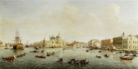 Caspar van Wittel View of the Bacino looking West
