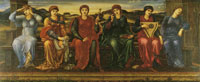 Edward Burne-Jones The hours