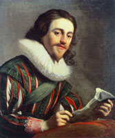 Gerrit van Honthorst King Charles I with a Letter in his Hand