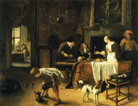Jan Steen Easy Come, Easy Go