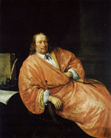 Jan Steen Portrait of Gerrit Gerritsz Schouten