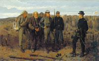 Winslow Homer Prisoners from the Front