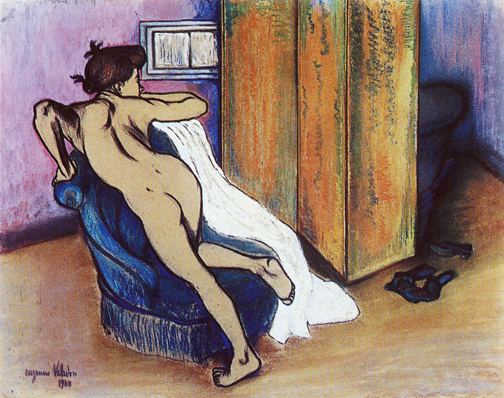 Suzanne Valadon - After the bath