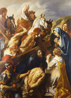 Jacob Jordaens The Carrying of the Cross