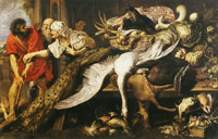 Peter Paul Rubens and Frans Snyders The Recognition of Philopoemen