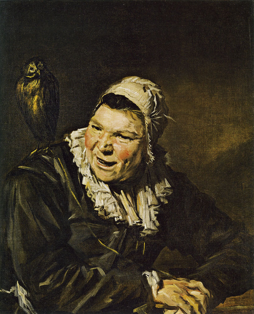 Style of Frans Hals - Malle Babbe