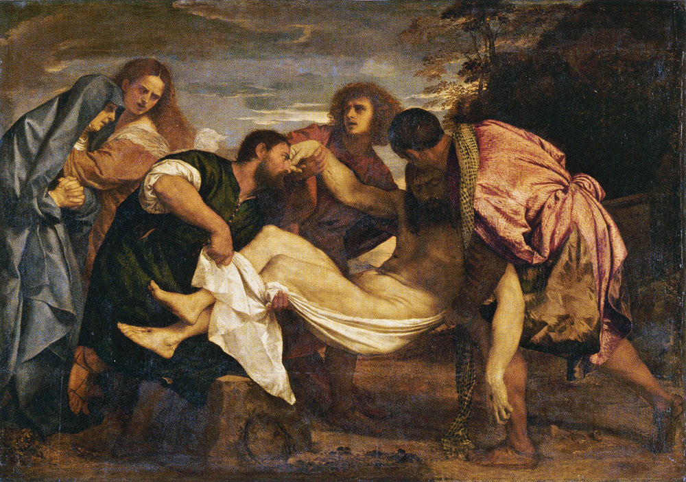 raphael the entombment Raphael, born raffaello sanzio, was crowned the prince of painters by giorgio  vasari, a sixteenth-century biographer of artists from his father, raphael.